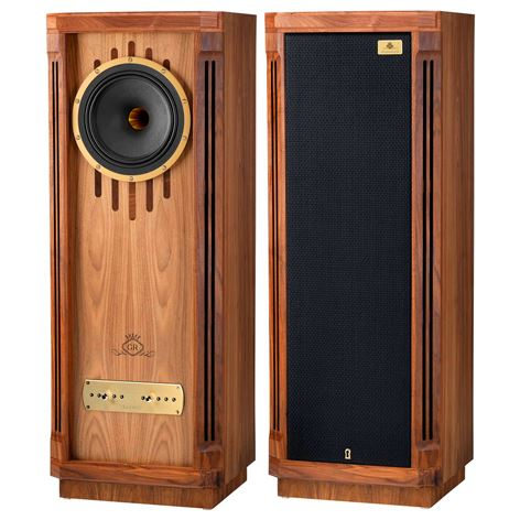 Âm thanh Hi-end, loa Tannoy dáng đẹp, tiếng hay, giá tốt