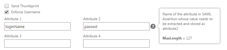 How to pass through the credential from Netscaler to