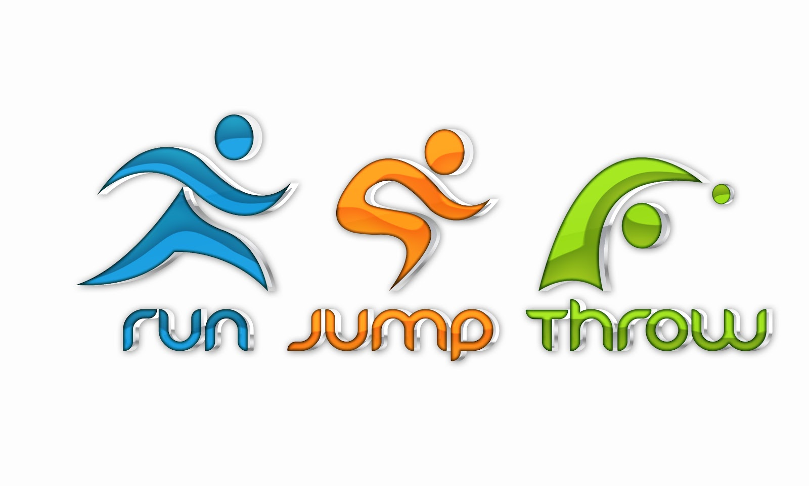 Image result for run jump throw logo