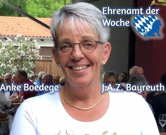 Anke Boedege J.A.Z. Bayereuth
