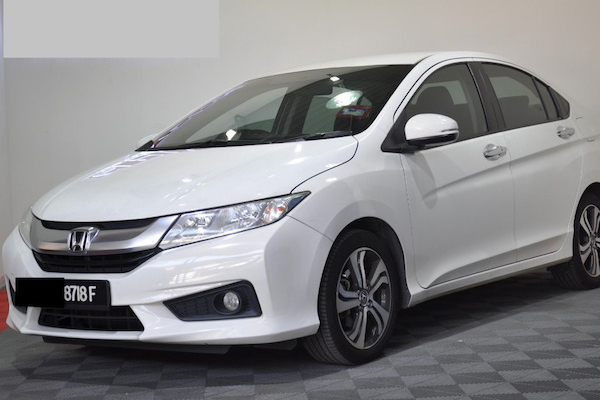 Honda City 2016 has a energetic and healthy design