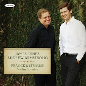 Franck and Strauss: Violin Sonatas
