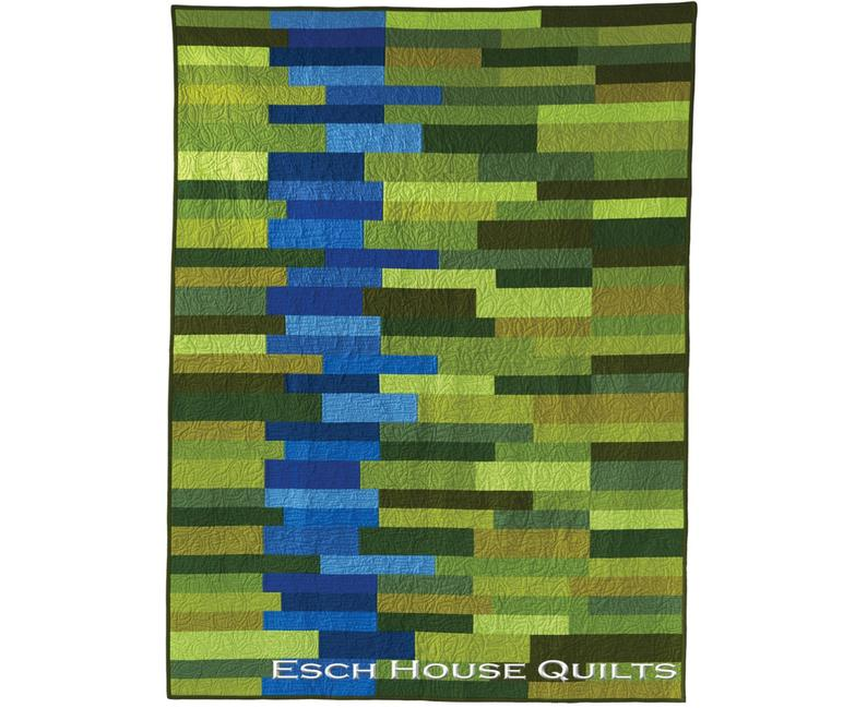 Sedimentary Quilt