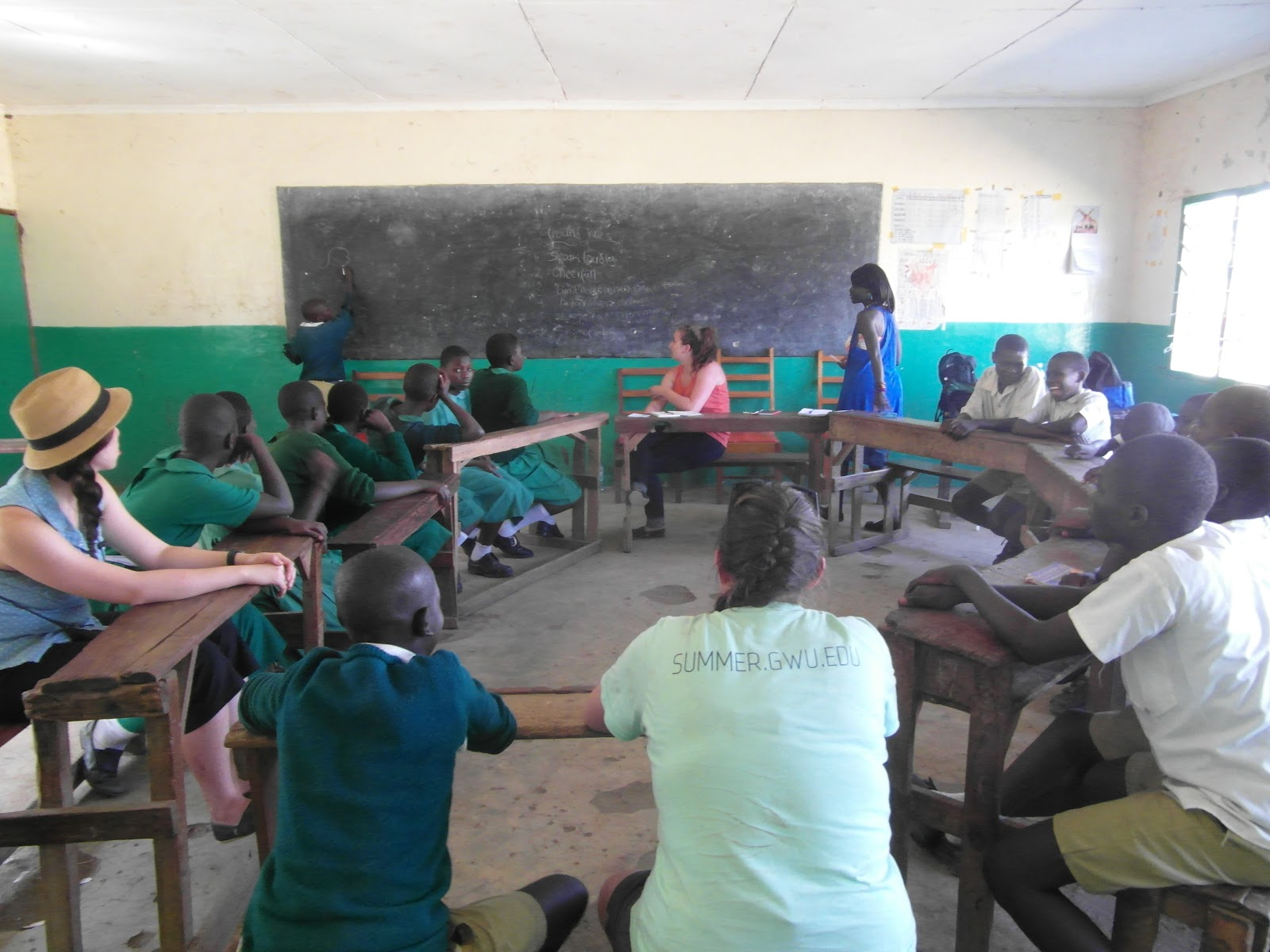 Reframing and Restructuring Volunteer Travel