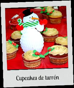 CUPCAKES-TURRON