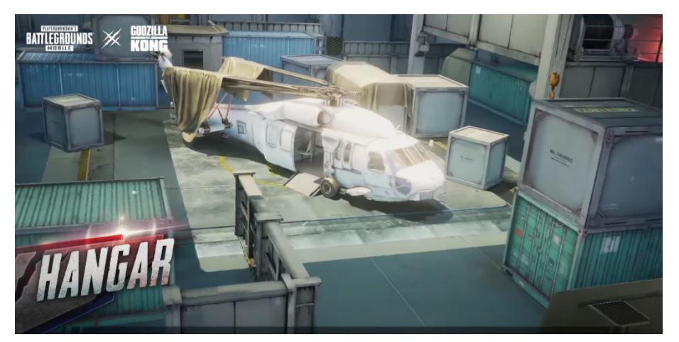 New Map Hangar