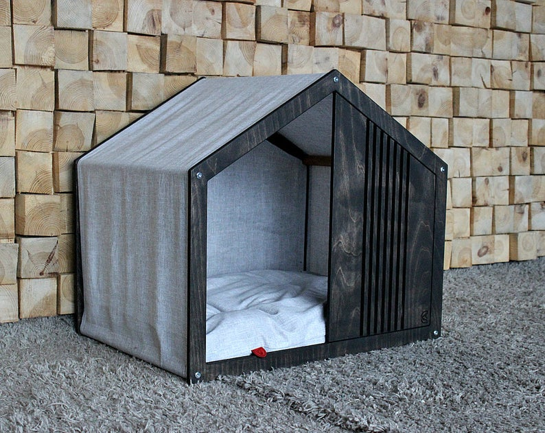 luxury dog houses line lounge modern dog house