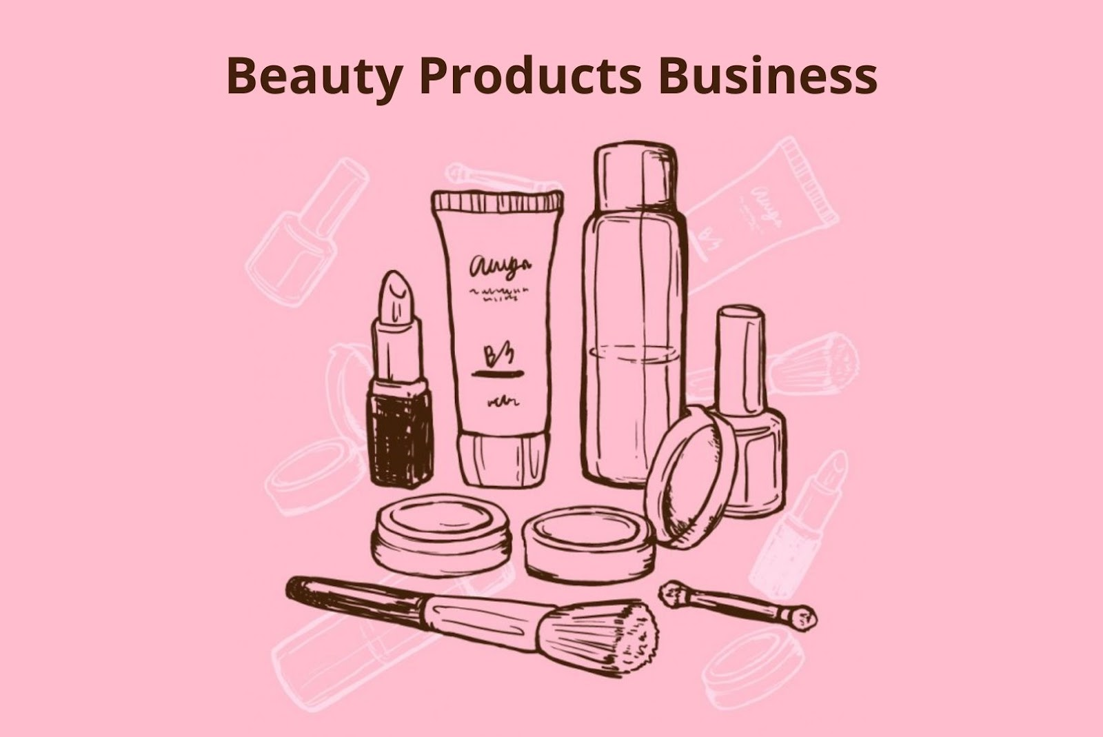 Beauty Products Business