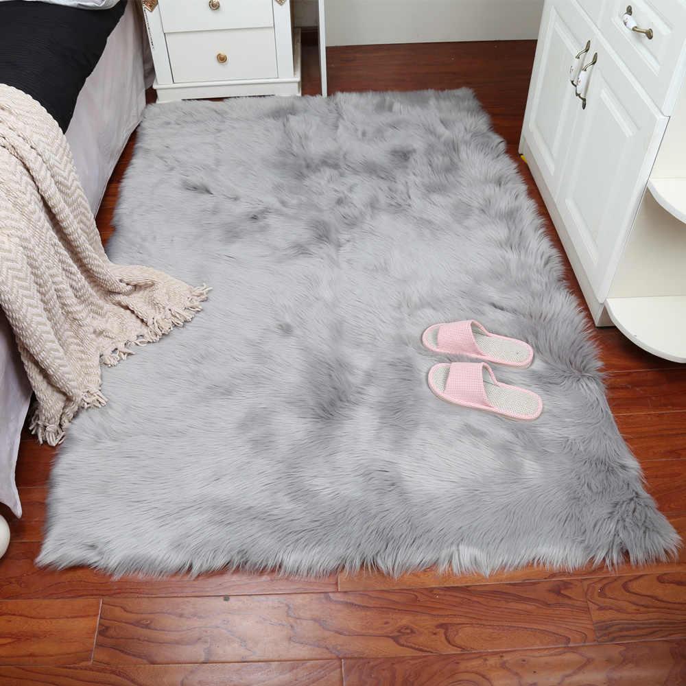 Bedroom Rectangular Rug