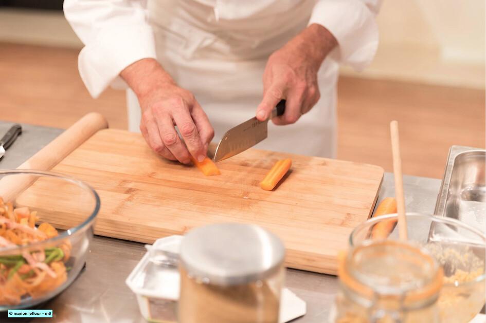 Réalisez un Top Chef avec vos collègues !