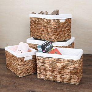 caixa de madeira reciclavel