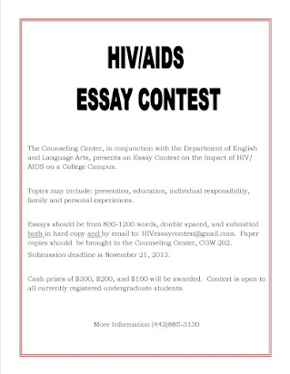 essay writing on hiv and aids