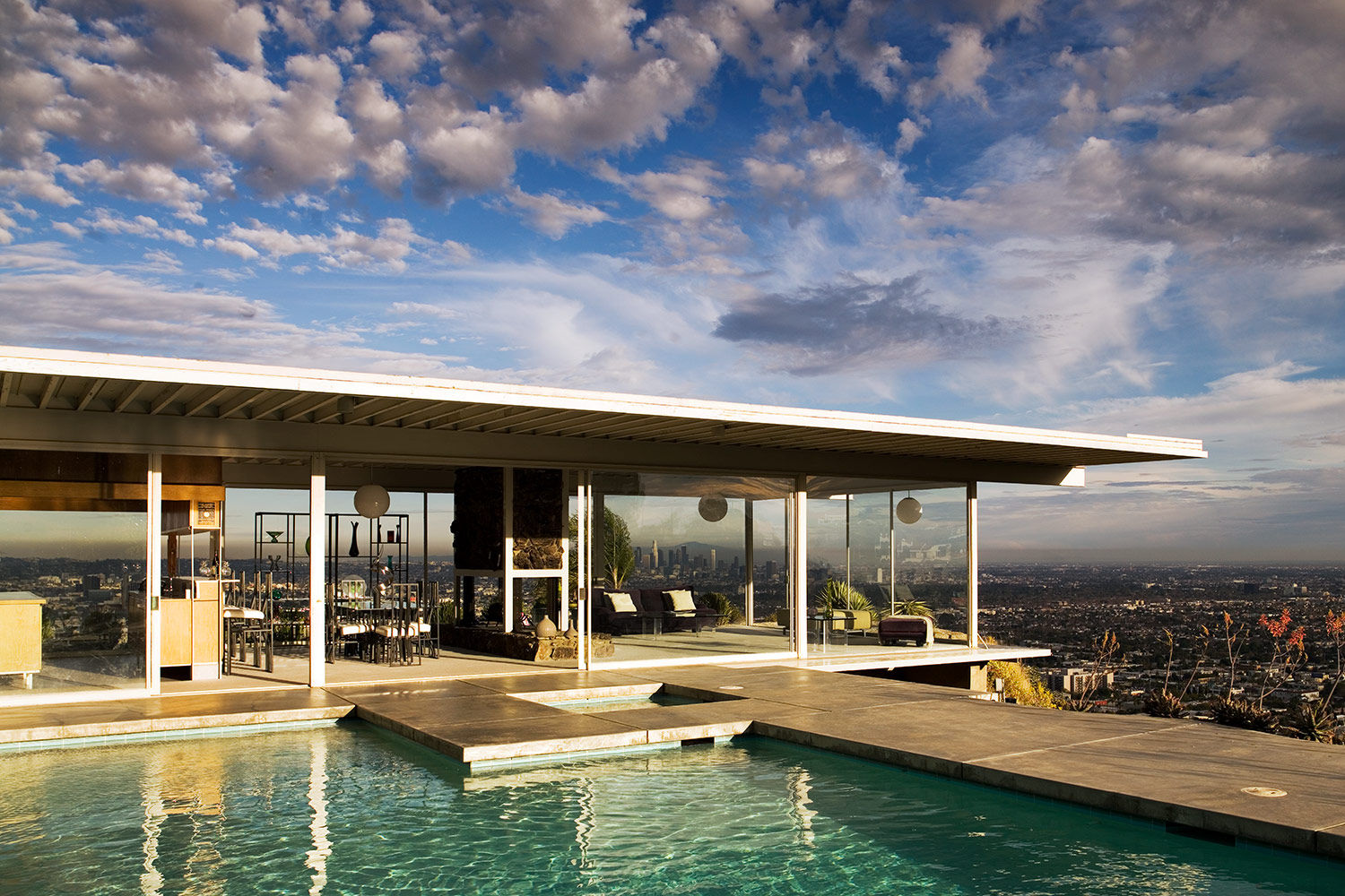 Modern Architecture House Los Angeles