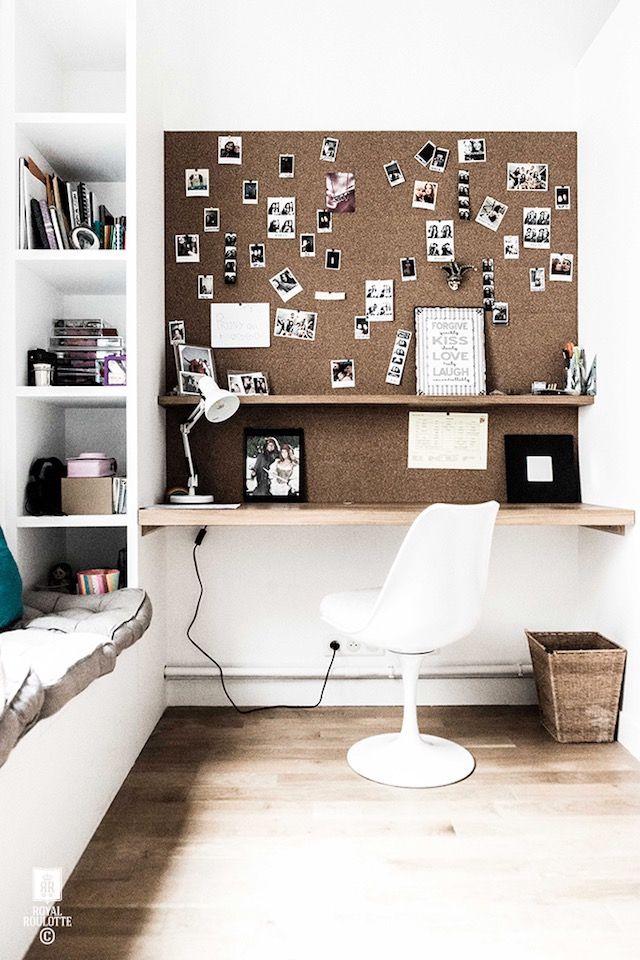 Create A Corkboard Wall