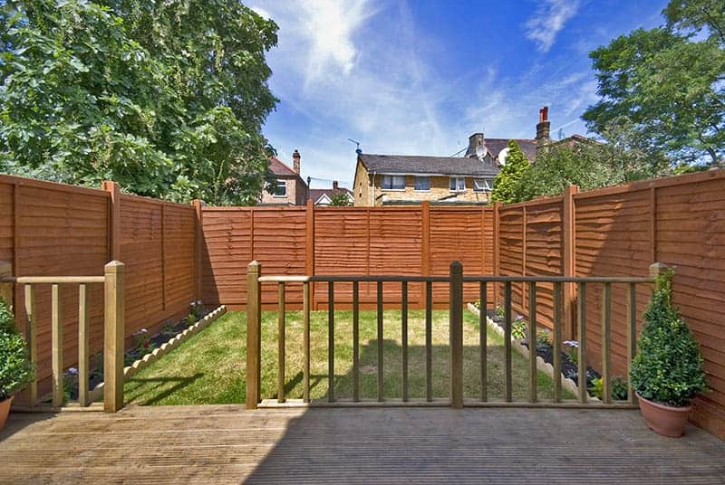 Partition Party Garden Fence