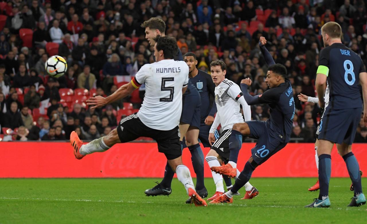 Anh vs Đức luôn là cặp đấu đáng xem nhất tại châu Âu