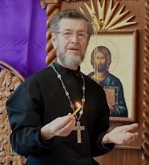 Протоиерей Евгений Грушецкий, настоятель храма Св. Прав. Иоанна Крондштадского в славном городе Сан-Диего, США