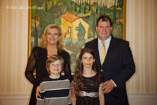 نتيجة بحث الصور عن رئيسة كرواتيا وزوجها