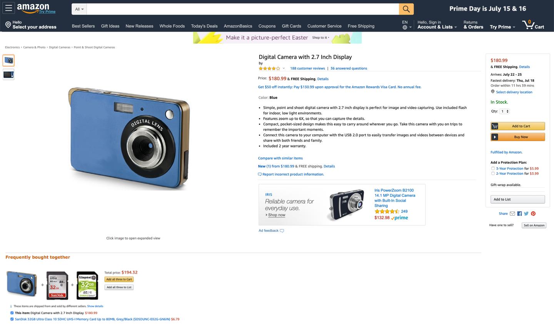 Display Amazon Advertising
