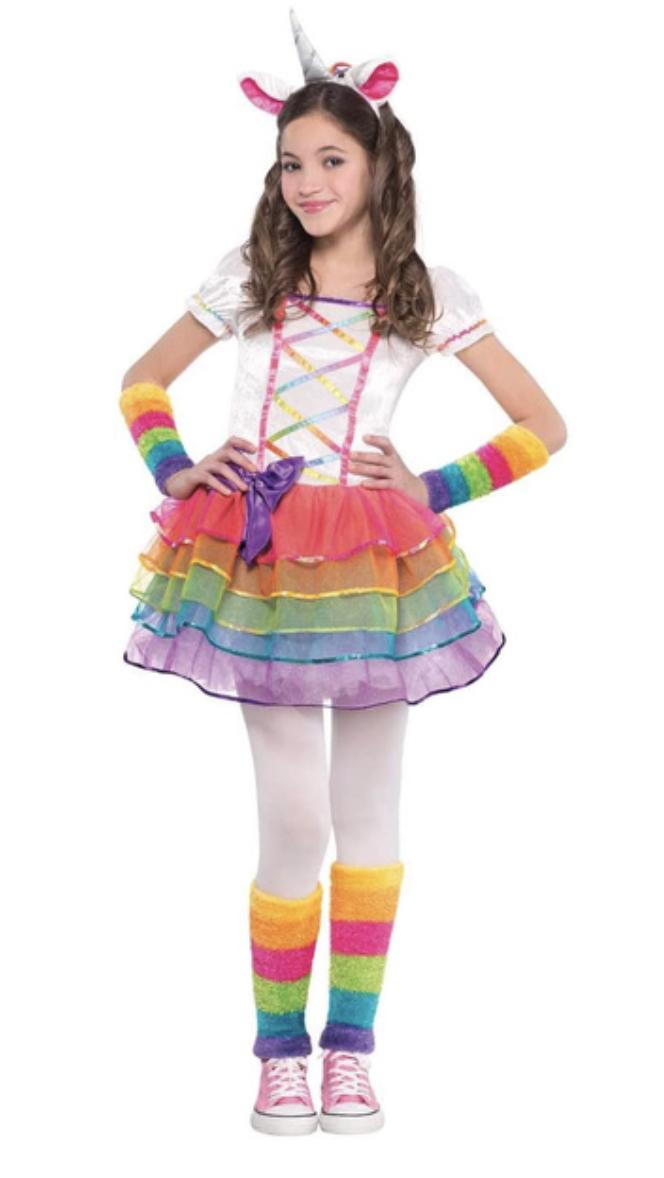 Unicorn Girls Costume