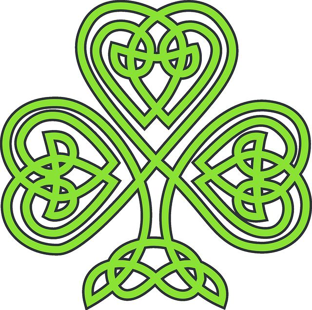 Shamrock, Celtic, Plantes