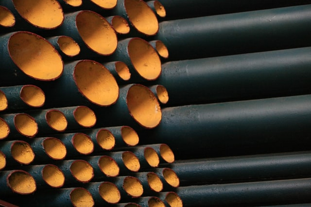 7 Clever Uses for Steel Pipe