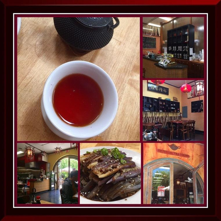 Photo of Imperial Tea Court - Berkeley, CA, United States. Montage of images from Imperial Tea Court