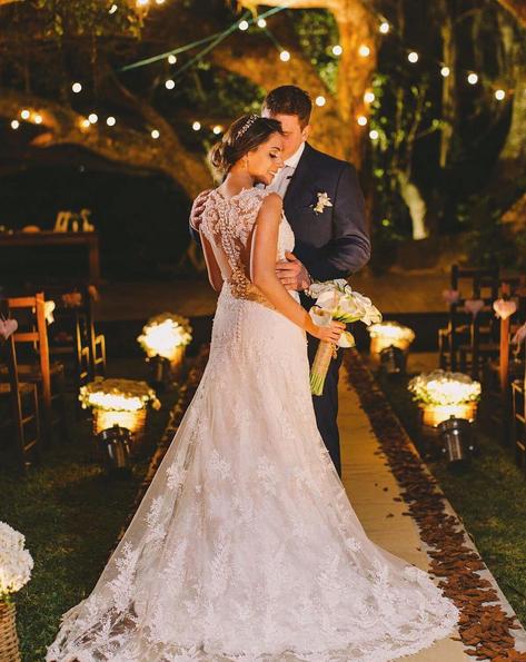 Casamento Alissia e Jairo - Porto Alegre