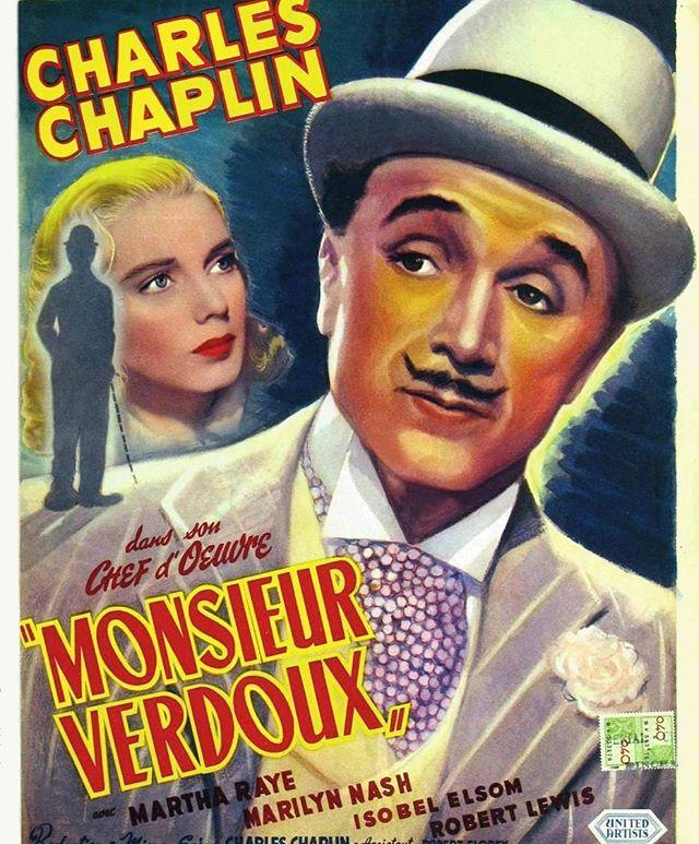 Monsieur Verdoux (1947, Charles Chaplin)