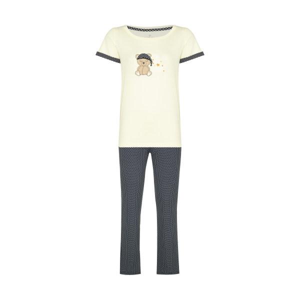 ست تی شرت و شلوار زنانه ناربن مدل 1521321-19