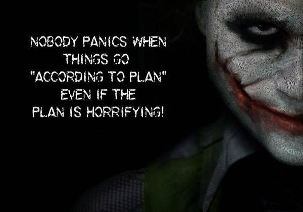 Những câu nói hay bởi Joker