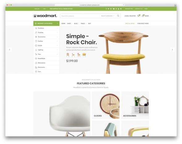 woodmart best shopify theme