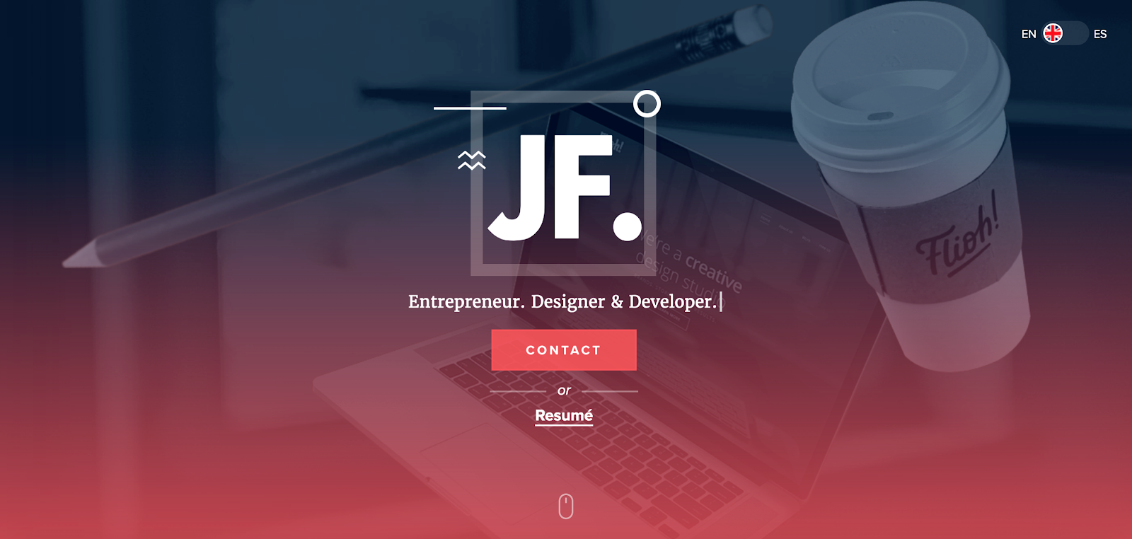 Web Developer Portfolio of Juan Ferreras