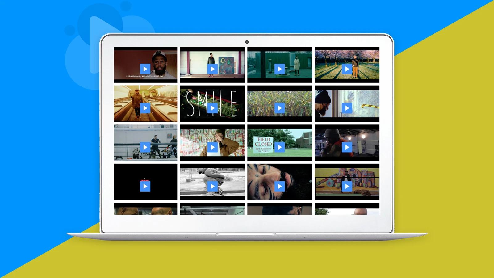 Gallery shopify app