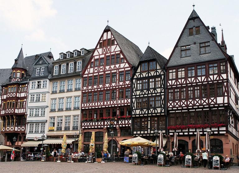 Qué ver en Frankfurt Ostzeile | © Alex Guibord/Flickr