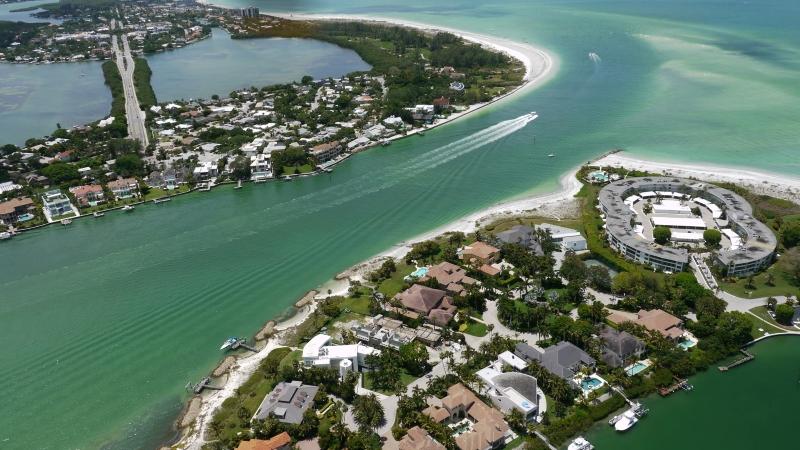 Longboat Key in Florida