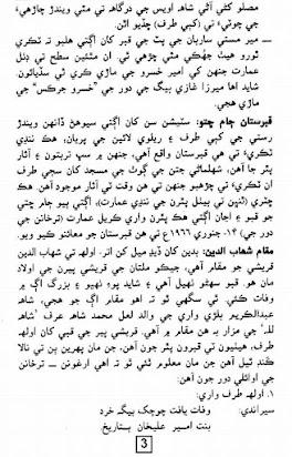 Essay on sindhi culture in urdu