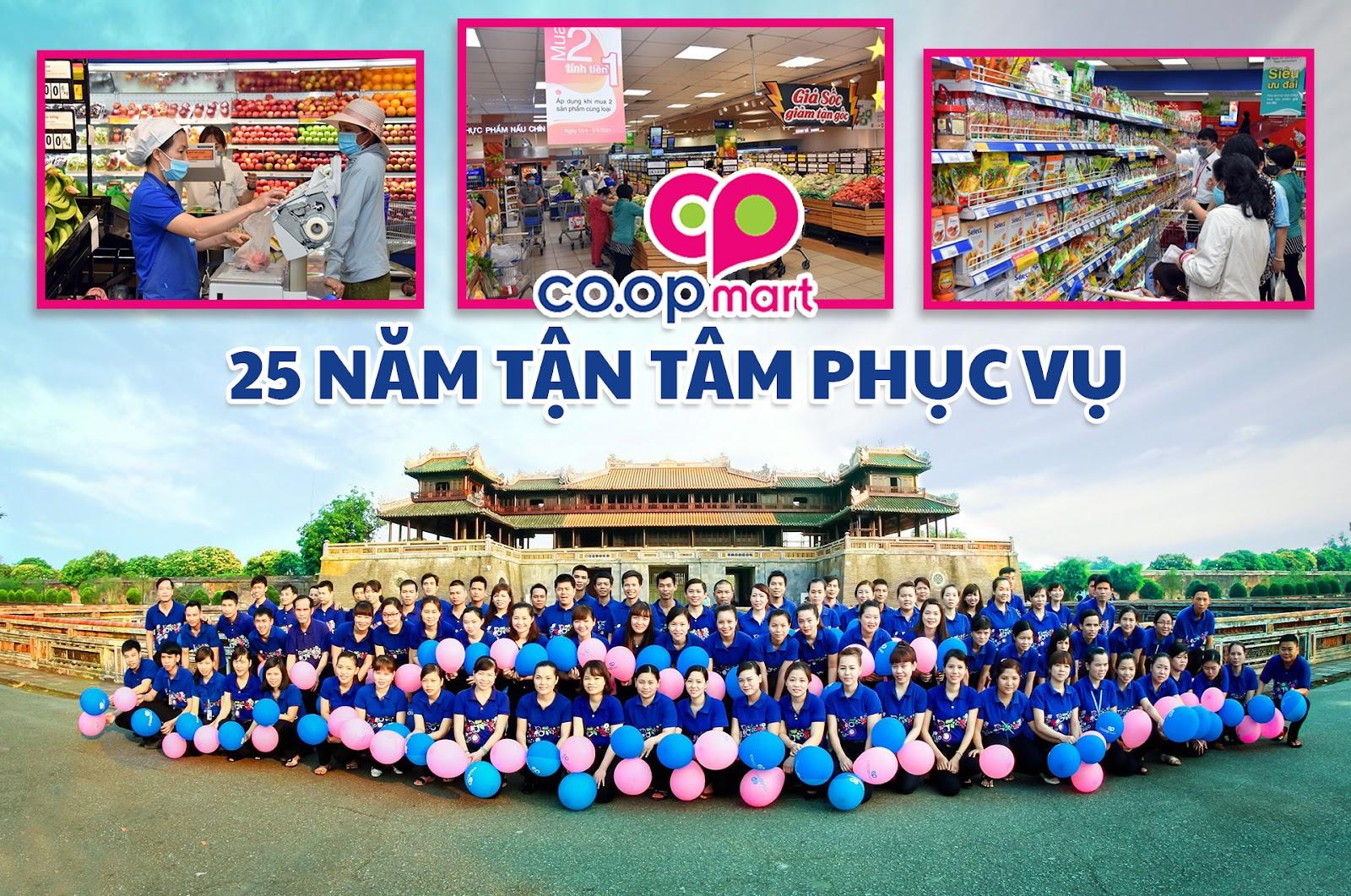 eMagazine] 25 năm tận tâm phục vụ của hệ thống siêu thị thuần Việt lâu đời nhất Việt Nam - Báo Người lao động