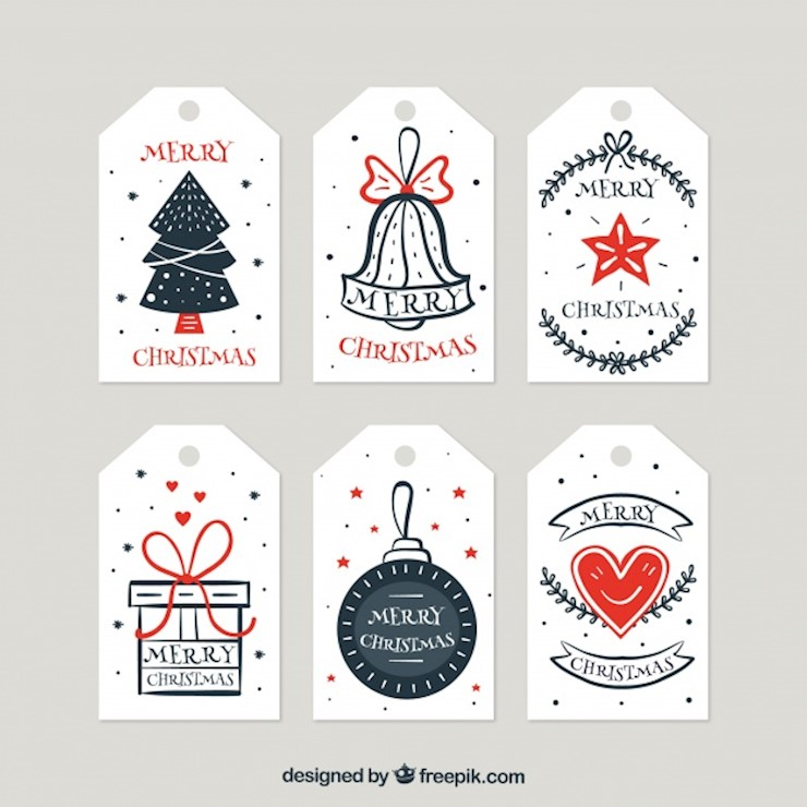 collection-of-retro-hand-drawn-christmas-tags