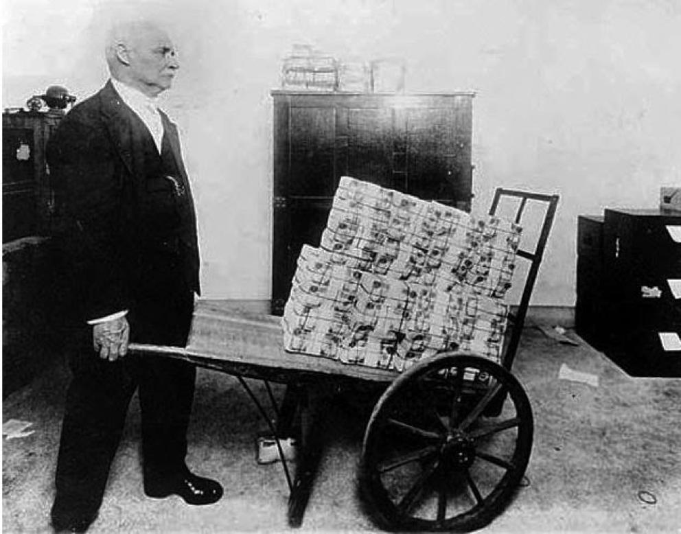 Inflação de Weimar