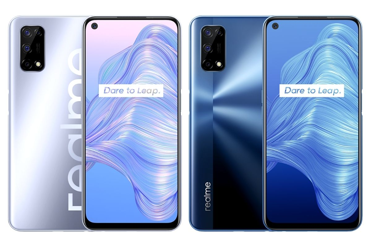 Realme 7 5G in Photos: A Closer Look at the Phone's Quad Rear Cameras,  Features and More - Photogallery