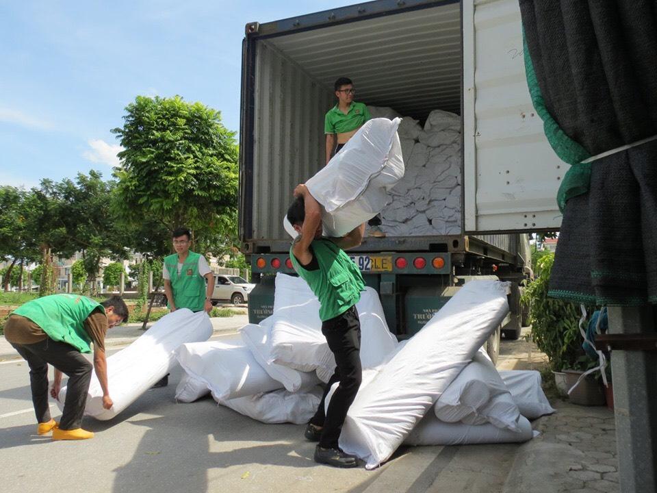 Dịch vụ bốc xếp hàng hóa tại Tiền Giang phát triển mạnh
