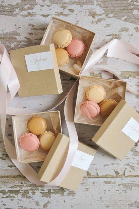Quel cadeau aux invités choisir pour remplacer les dragées à votre mariage ?