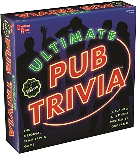 Ultimate Pub Trivia