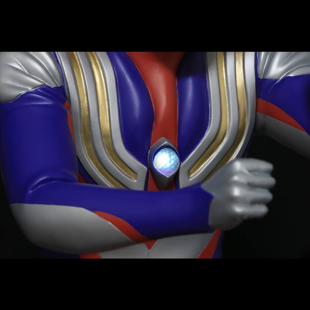 KAIYODO / ART MASTER 3D系列 / 超人力霸王迪卡 大尺寸雕像