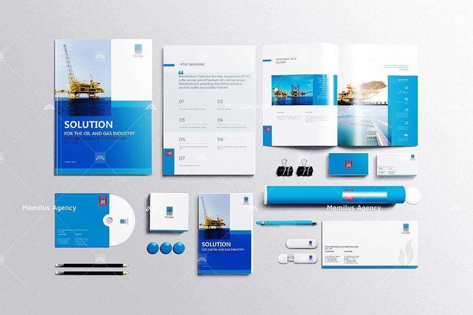 Giới thiệu cho khách hàng một cách chi tiết về sản phẩm thông qua catalogue