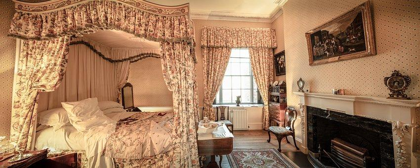Fairfax House, Fairfax, House, Room