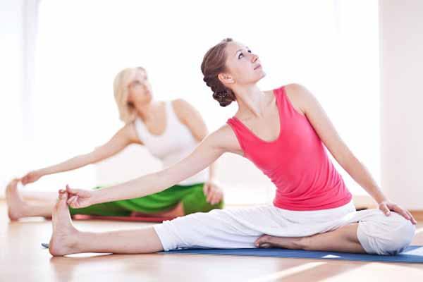 Yoga giúp cải thiện tâm trạng của người bệnh