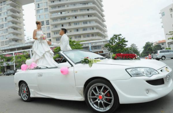 xe cưới thành phố hồ chí minh