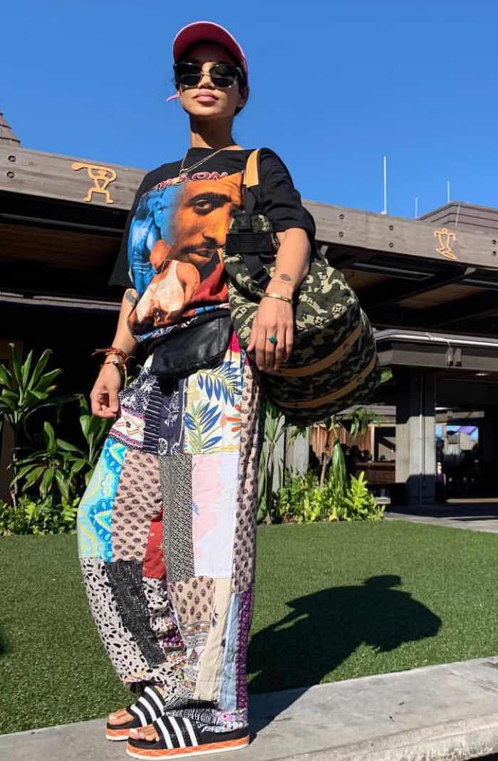 Personal Style: Jhene Aiko